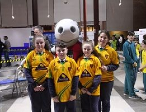 VEX Robotics – Cork Regionals 2018